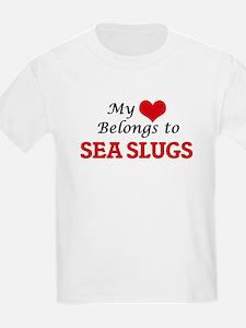 My heart belongs to Sea Slugs T-Shirt