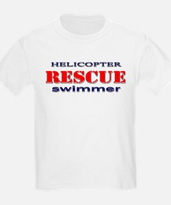 Coast Guard Helicopter WING Kids T-Shirt