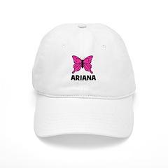 Butterfly - Ariana Baseball Cap