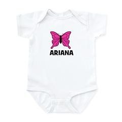 Butterfly - Ariana Infant Bodysuit