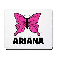 Butterfly - Ariana Mousepad