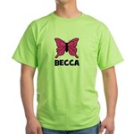 Butterfly - Becca Green T-Shirt