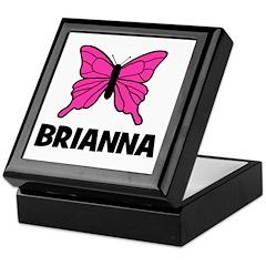 Butterfly - Brianna Keepsake Box