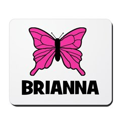 Butterfly - Brianna Mousepad