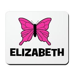 Butterfly - Elizabeth Mousepad