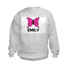 Butterfly - Emily Sweatshirt