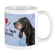 Black and Tan Coonhound Mug