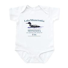 Minnetonka Loons Infant Bodysuit