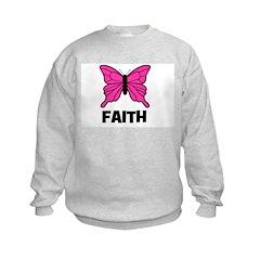 Butterfly - Faith Sweatshirt