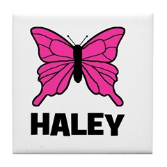 Butterfly - Haley Tile Coaster