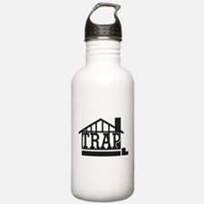 The trap house Water Bottle
