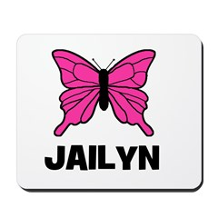 Butterfly - Jailyn Mousepad