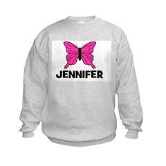 Butterfly - Jennifer Sweatshirt