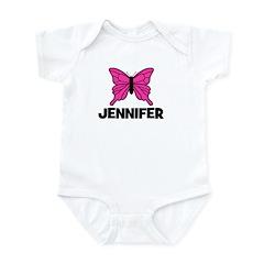 Butterfly - Jennifer Infant Bodysuit