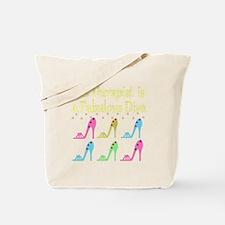 THERAPIST DIVA Tote Bag