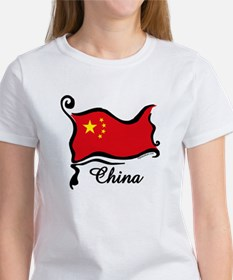 Funky Chinese Flag Tee