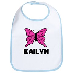 Butterfly - Kailyn Bib