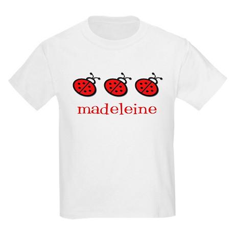 Madeleine - ladybugs Kids Light T-Shirt