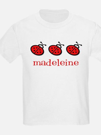 Madeleine - ladybugs T-Shirt