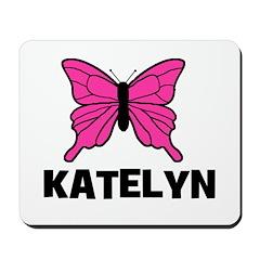 Butterfly - Katelyn Mousepad