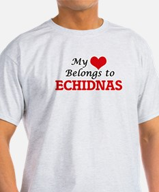 My heart belongs to Echidnas T-Shirt