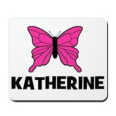 Butterfly - Katherine Mousepad