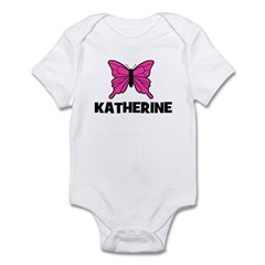 Butterfly - Katherine Infant Bodysuit
