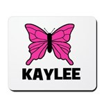 Butterfly - Kaylee Mousepad
