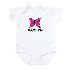 Butterfly - Kaylyn Infant Bodysuit