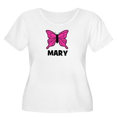 Butterfly - Mary T-Shirt