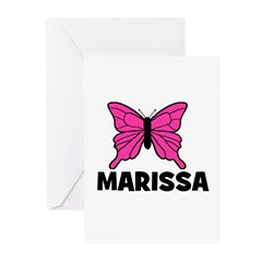 Butterfly - Marissa Greeting Cards (Pk of 10)