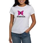 Butterfly - Marissa Women's T-Shirt