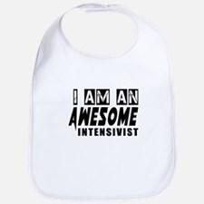 I Am Intensivist Bib