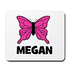 Butterfly - Megan Mousepad