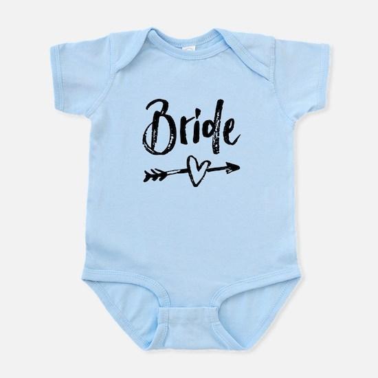 Bride Gifts Script Body Suit