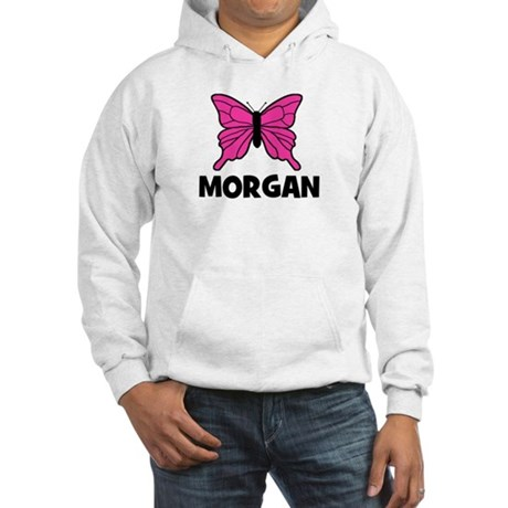 Butterfly - Morgan Hooded Sweatshirt