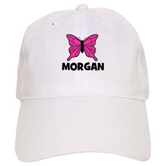 Butterfly - Morgan Baseball Cap