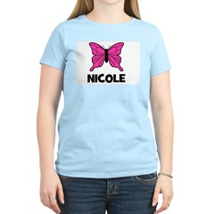 Butterfly - Nicole T-Shirt