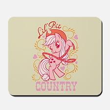 MLP Applejack Lil' Bit Country Mousepad
