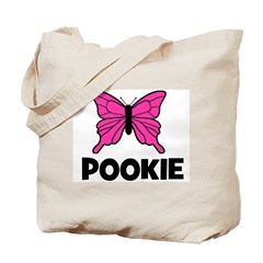 Butterfly - Pookie Tote Bag