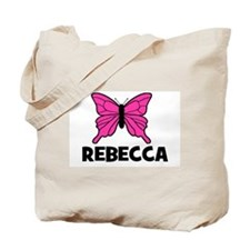 Butterfly - Rebecca Tote Bag