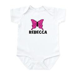 Butterfly - Rebecca Infant Bodysuit