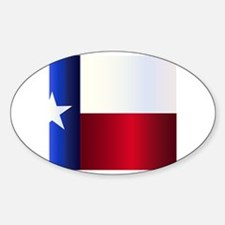 Unique Graphic texas flag Decal