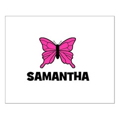 Butterfly - Samantha Posters