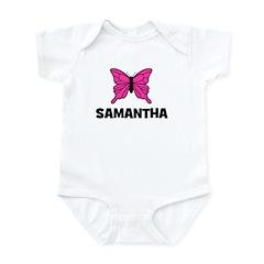 Butterfly - Samantha Infant Bodysuit