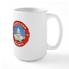 Masonic Homeland Security Mug