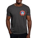 Masonic Homeland Security Dark T-Shirt
