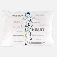What is Soccer? Pillow Case
