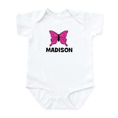 Butterfly - Madison Infant Bodysuit