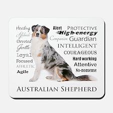 Aussie Traits Mousepad